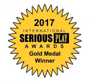 serious play award gold
